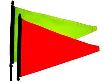Safety Flags SWT-SFTA-1221