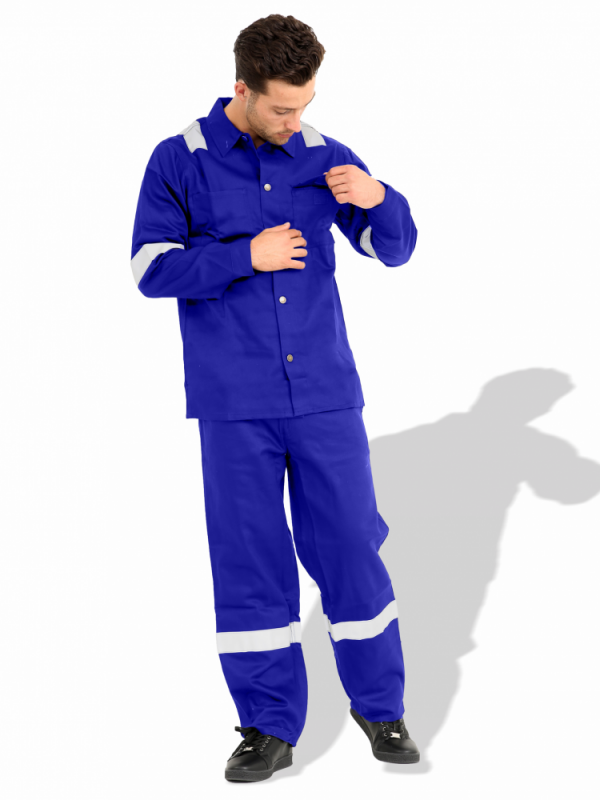 FIRE RETARDANT PANT & SHIRT FRPS300