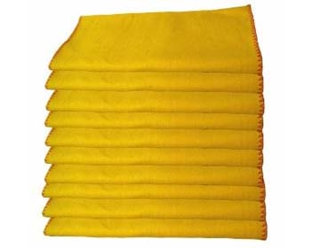 Light Weight Yellow Dusters SWT-HDYD-1163