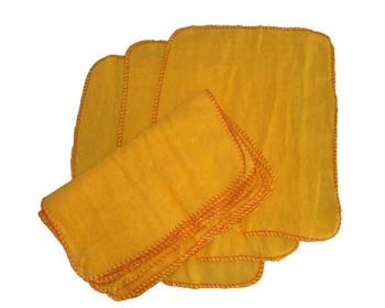 Light Weight Yellow Dusters SWT-HDYD-1153