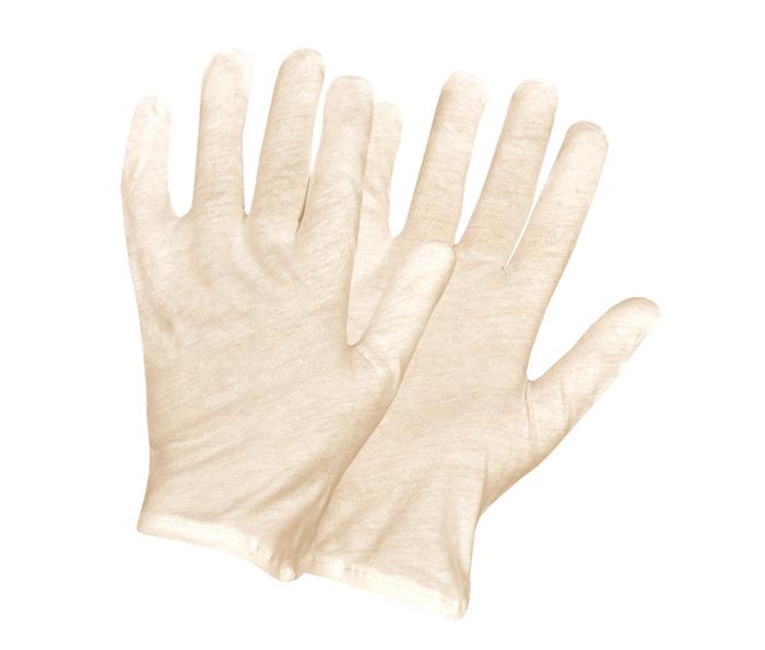 Interlock Gloves Reversible Open Cuff