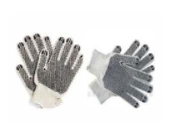 Cotton Gloves Sku-1007-D