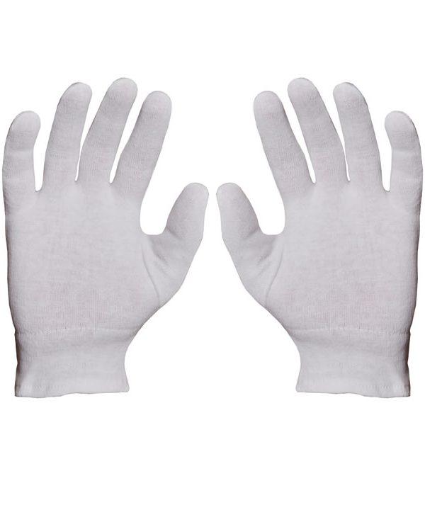 Cotton Gloves 706-Elastic